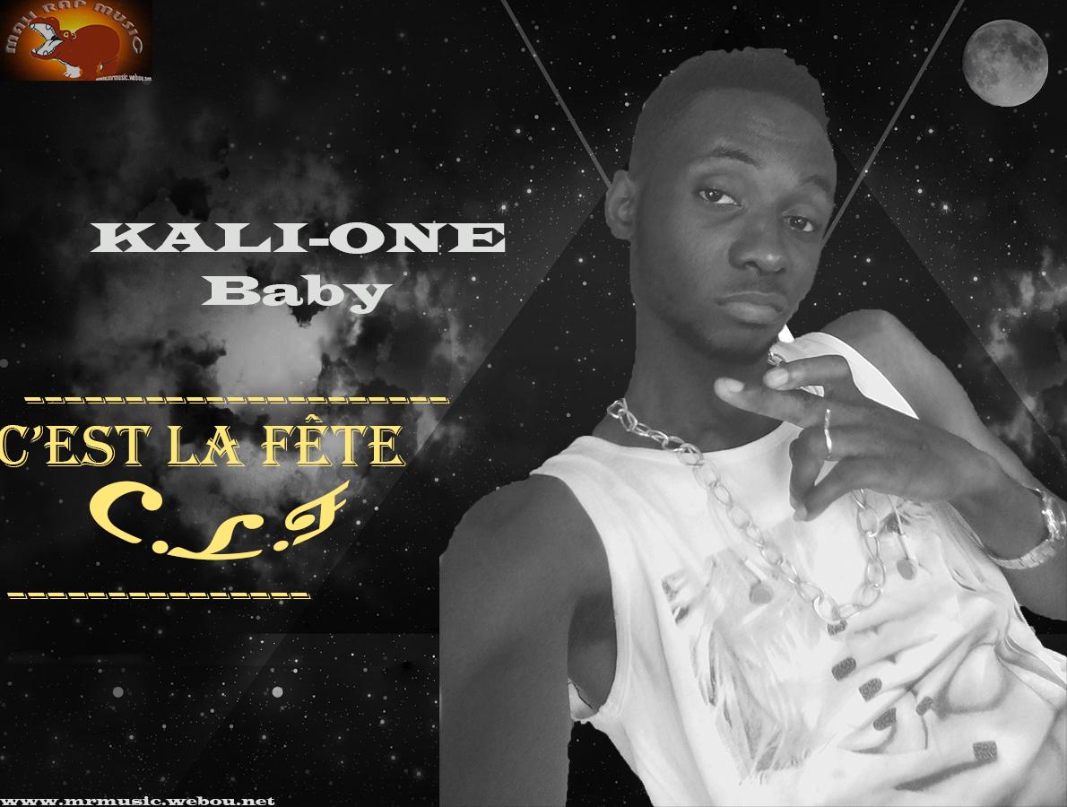 Kali-ONE baby C.L.F [SON]