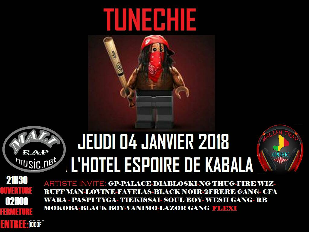 TUNECHI CHOUINA AN BE BÔ [SON]
