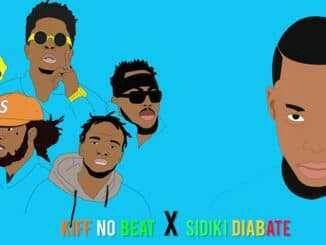Sidiki Diabaté ft Kiff No Beat – C'est pas pareil