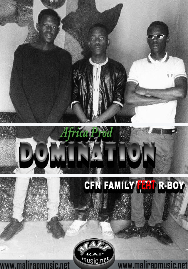 CNF FAMILY feat R-BOY – Domination