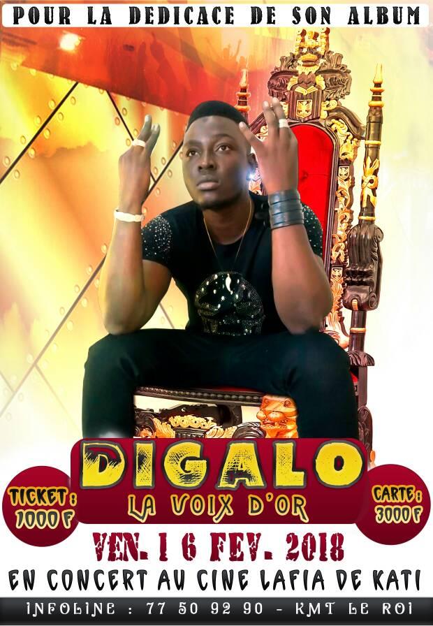 DIGALO – concert