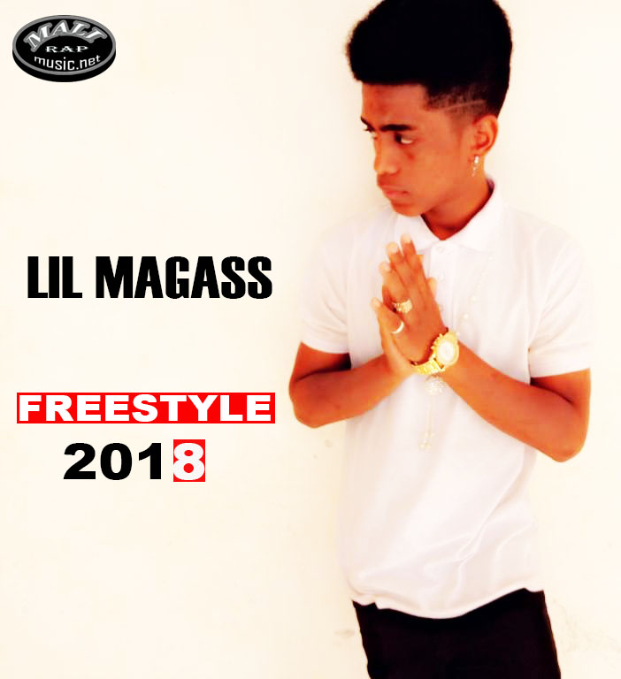 Lil Magass –  Freestyle 2018