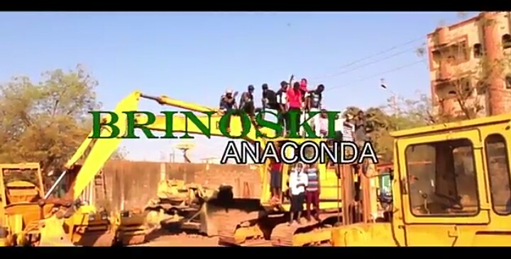 Brinoski – Anaconda – Clip Officiel