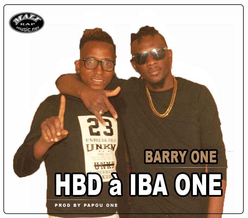Barry One – HBD à Iba One