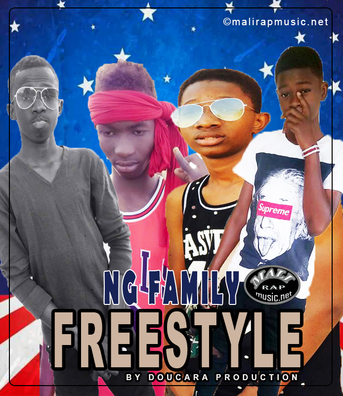 NG FAMILY – FREESTYLE