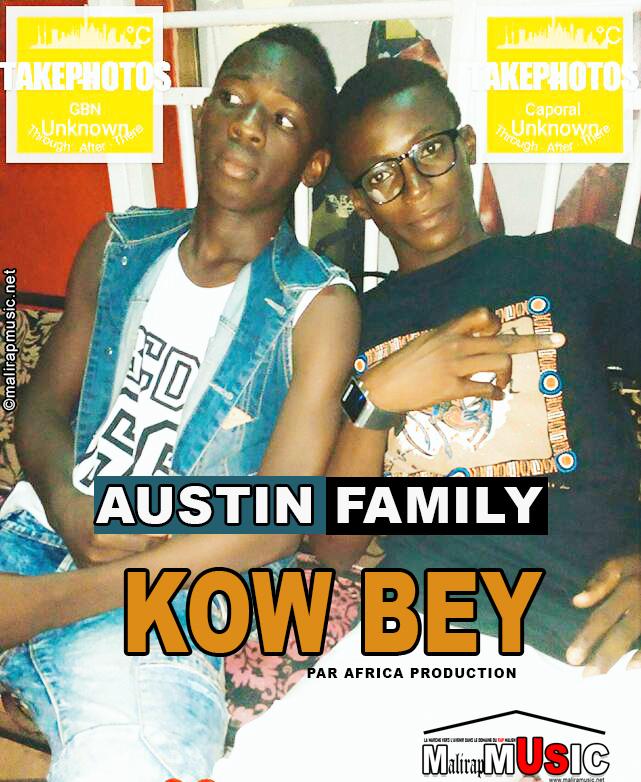 Austin Family – Kow Bey