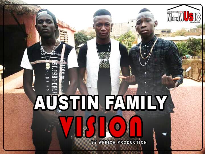 Austin Family – Vision