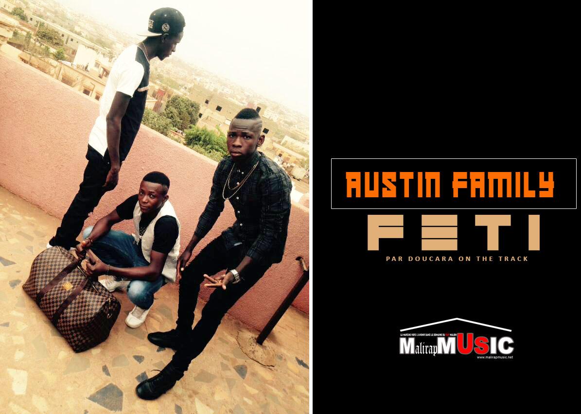Austin Family – Feti