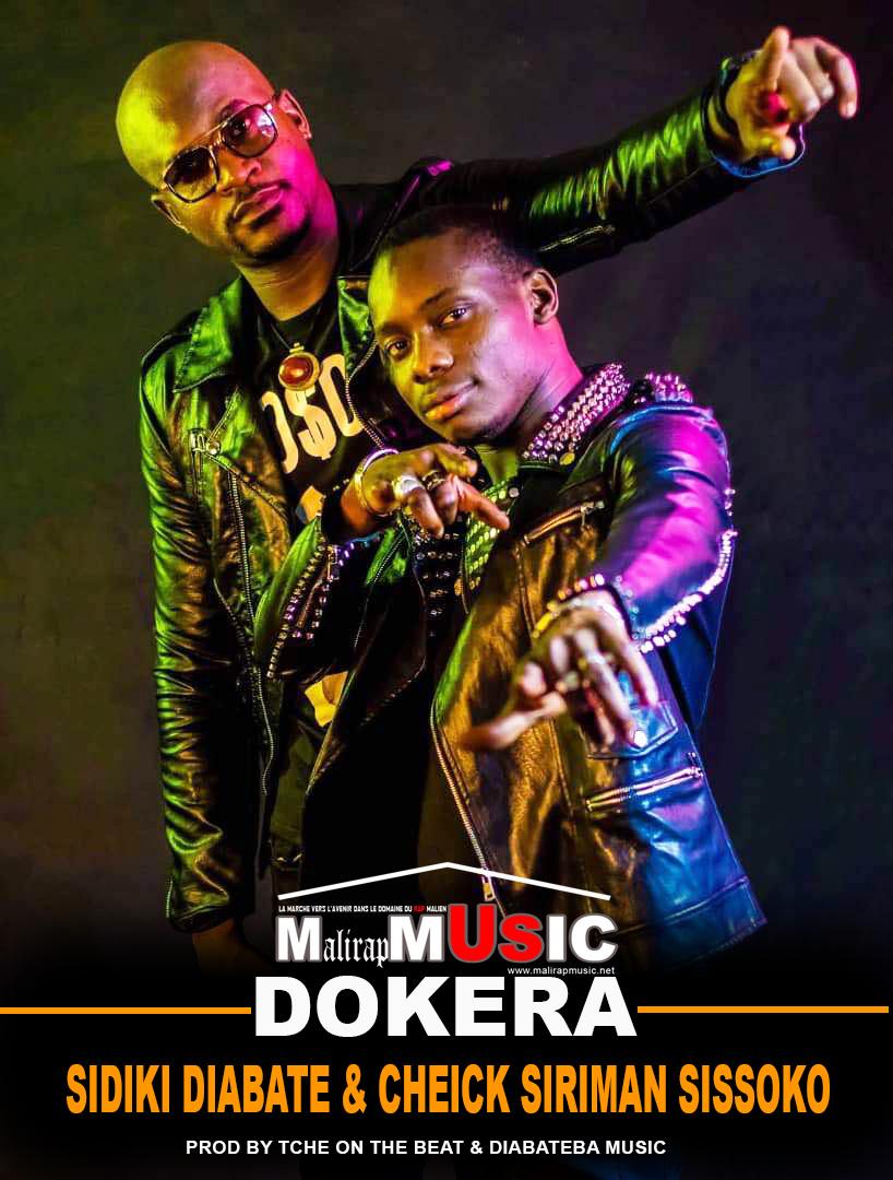 Sidiki Diabaté feat Cheick Siriman Sissoko – Dokèra