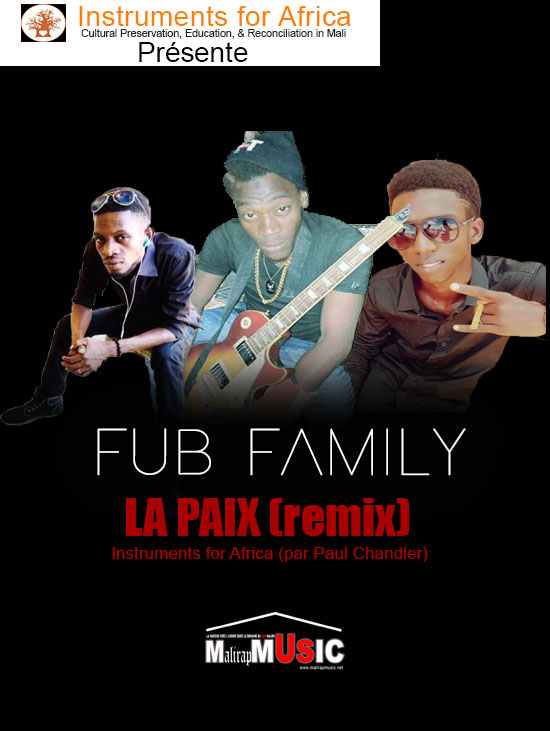 FUB FAMILY – LA PAIX remix (Audio officiel)