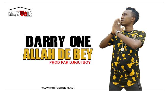 Barry One – Allah De Bey (Audio officiel)