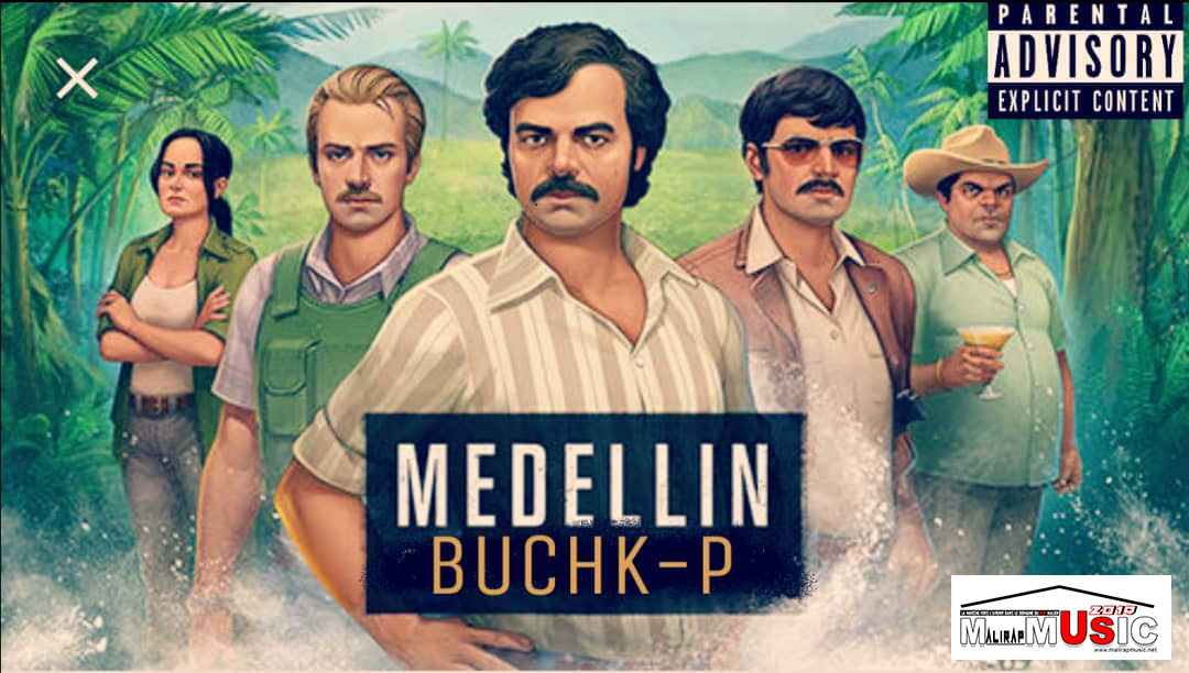 Buchk P – Medellin