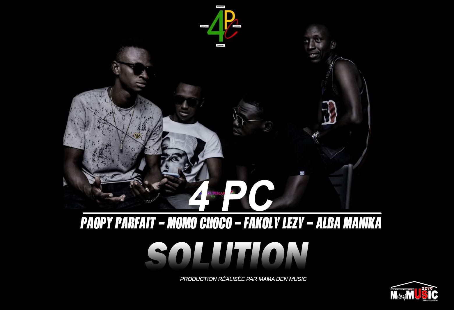 4 PC – SOLUTION (2019)