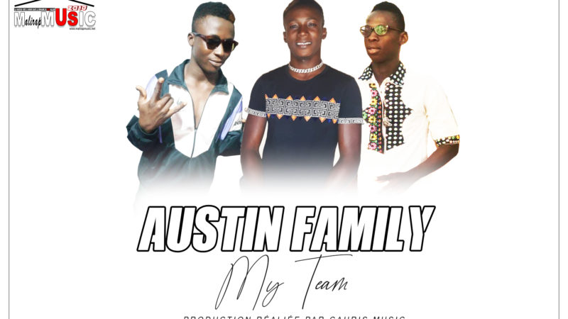 AUSTIN FAMILY – MY TEAM (2019)