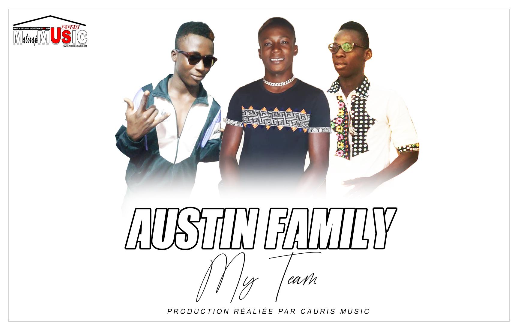 AUSTIN FAMILY – MY TEAM (2019)