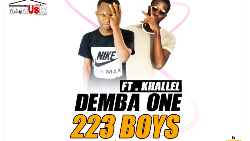 DEMBA ONE FT. KHALLEL – 223 BOYS (2019)