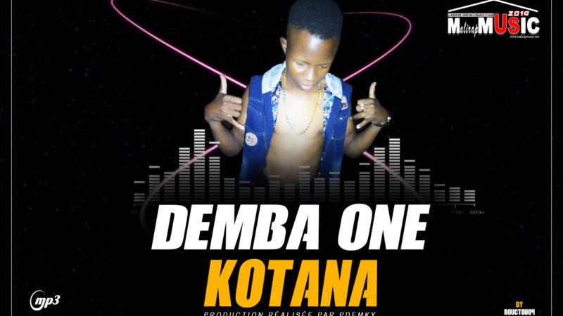DEMBA ONE – KOTANA (2019)