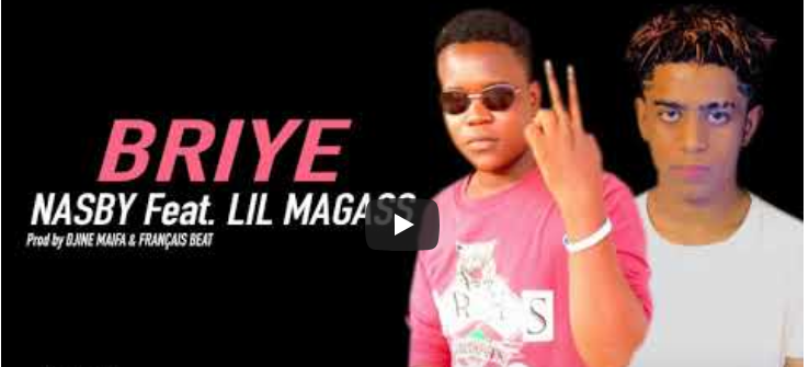 NASBY FEAT LIL MAGASS – BRIYE