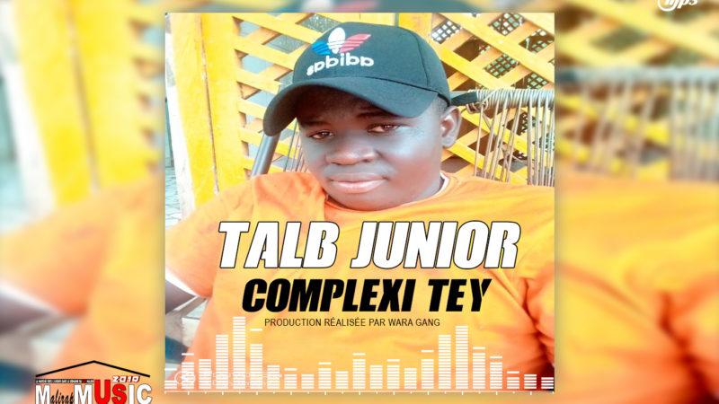 TAL B JUNIOR – COMPLEXI TEY