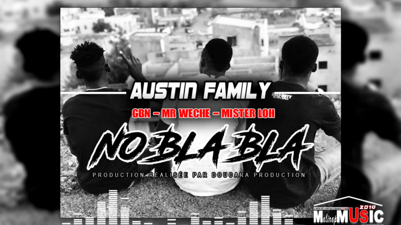 AUSTIN FAMILY – NO BLA BLA (2019)