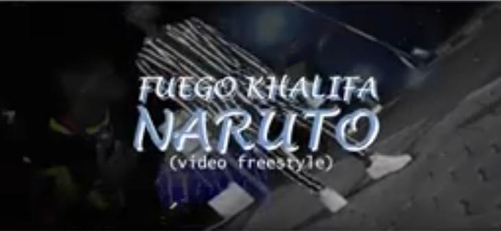 FUEGO KHALIFA – NARUTO (Clip Officiel)