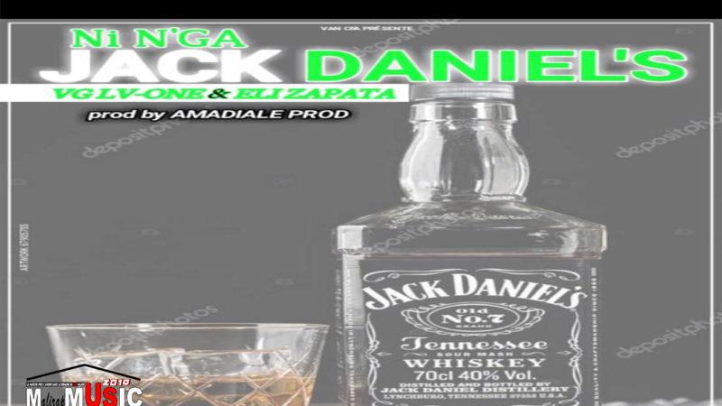 VG ONE FT. ELI ZAPATA – JACK DANIEL'S