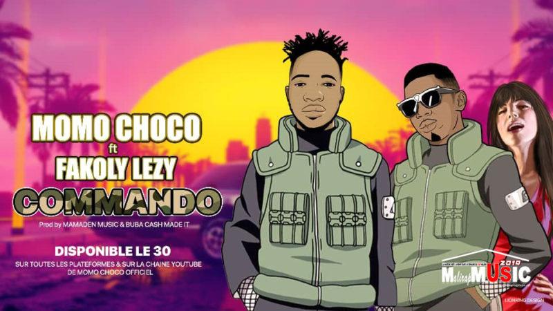 MOMO CHOCO FT. FAKOLY LEZY – COMMANDO