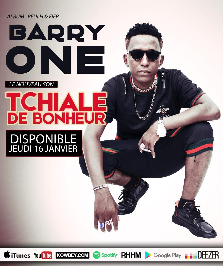 BARRY ONE – TCHIALE DE BONHEUR (2020)