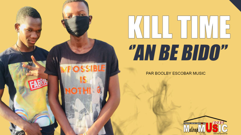 KILL TIME – AN BE BIDO (2020)