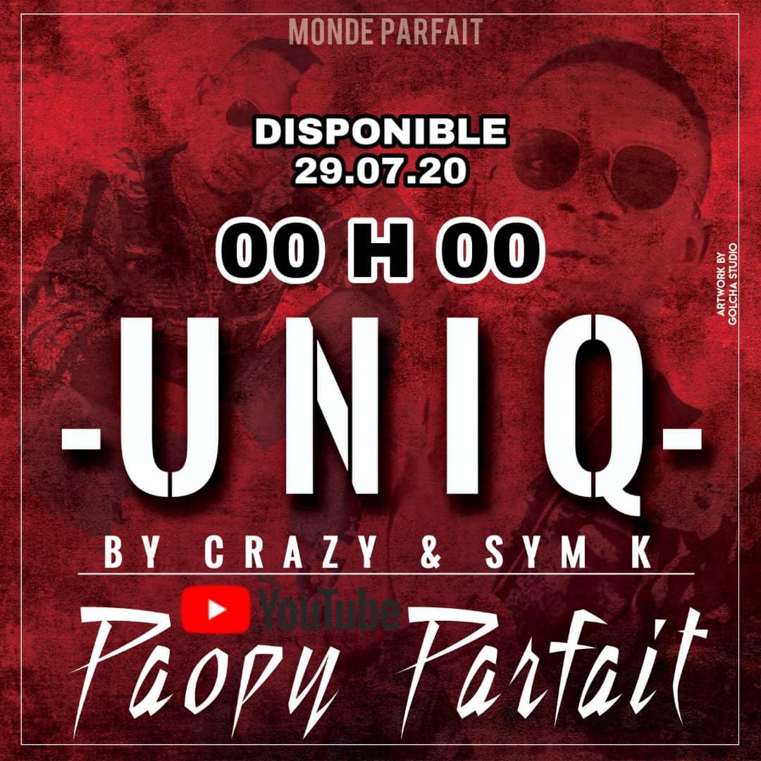 PAOPY PARFAIT – UNIQ (Audio Officiel 2020)