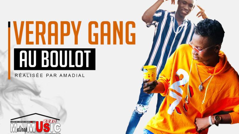 VERAPY GANG – AU BOULOT (2020)