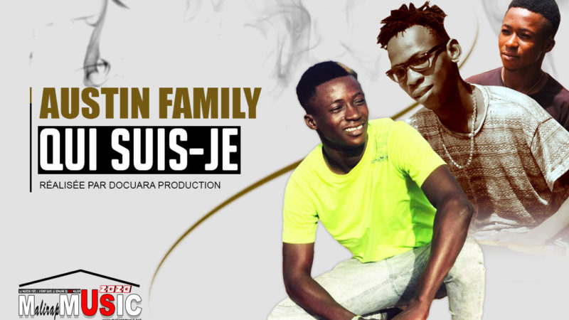 AUSTIN FAMILY – QUI SUIS-JE (2020)