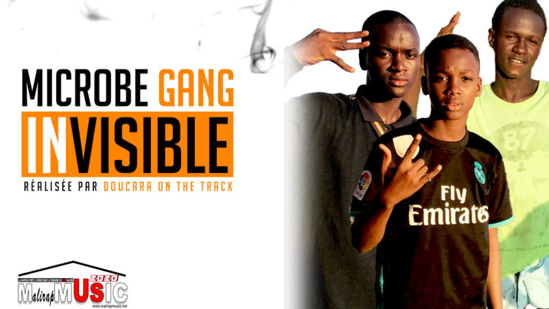 MICROBE GANG – INVISIBLE (2020)