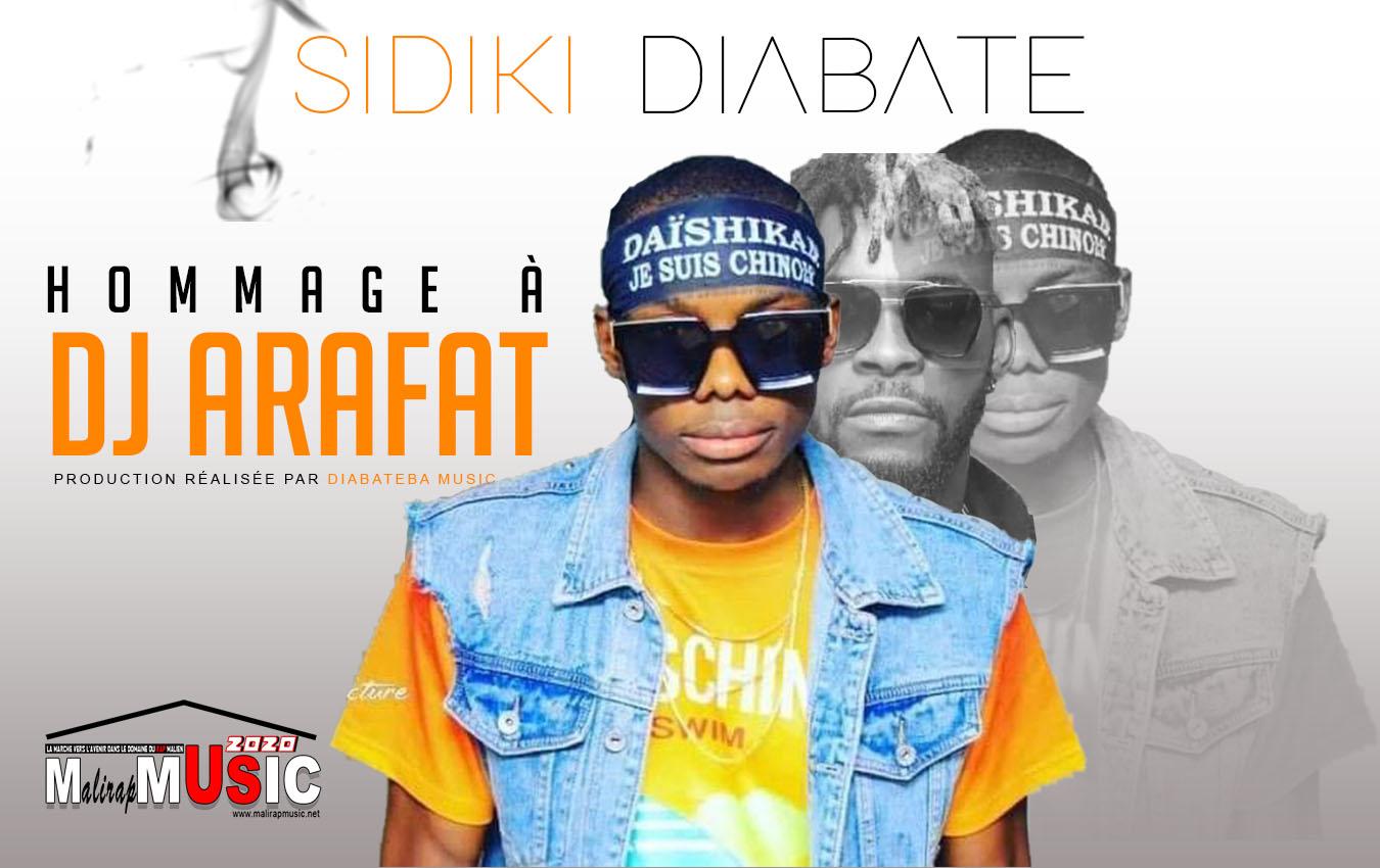 SIDIKI DIABATÉ – HOMMAGE À DJ ARAFAT (2020)