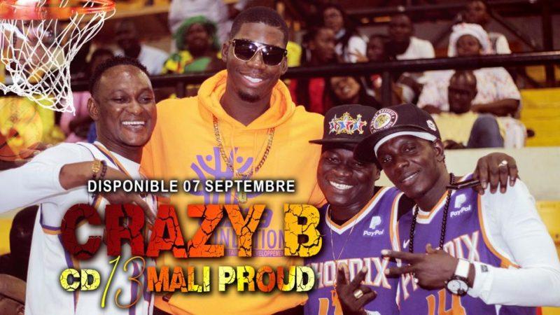 CRAZY B – CD 13 (2020)