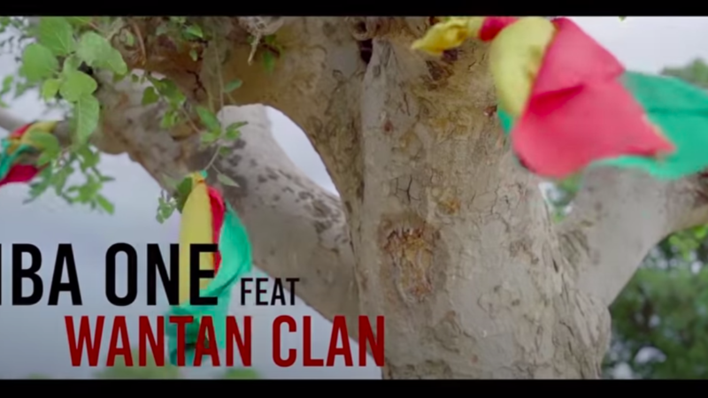 IBA ONE FEAT WANTAN CLAN – LA PAIX AU MALI (Clip Officiel)