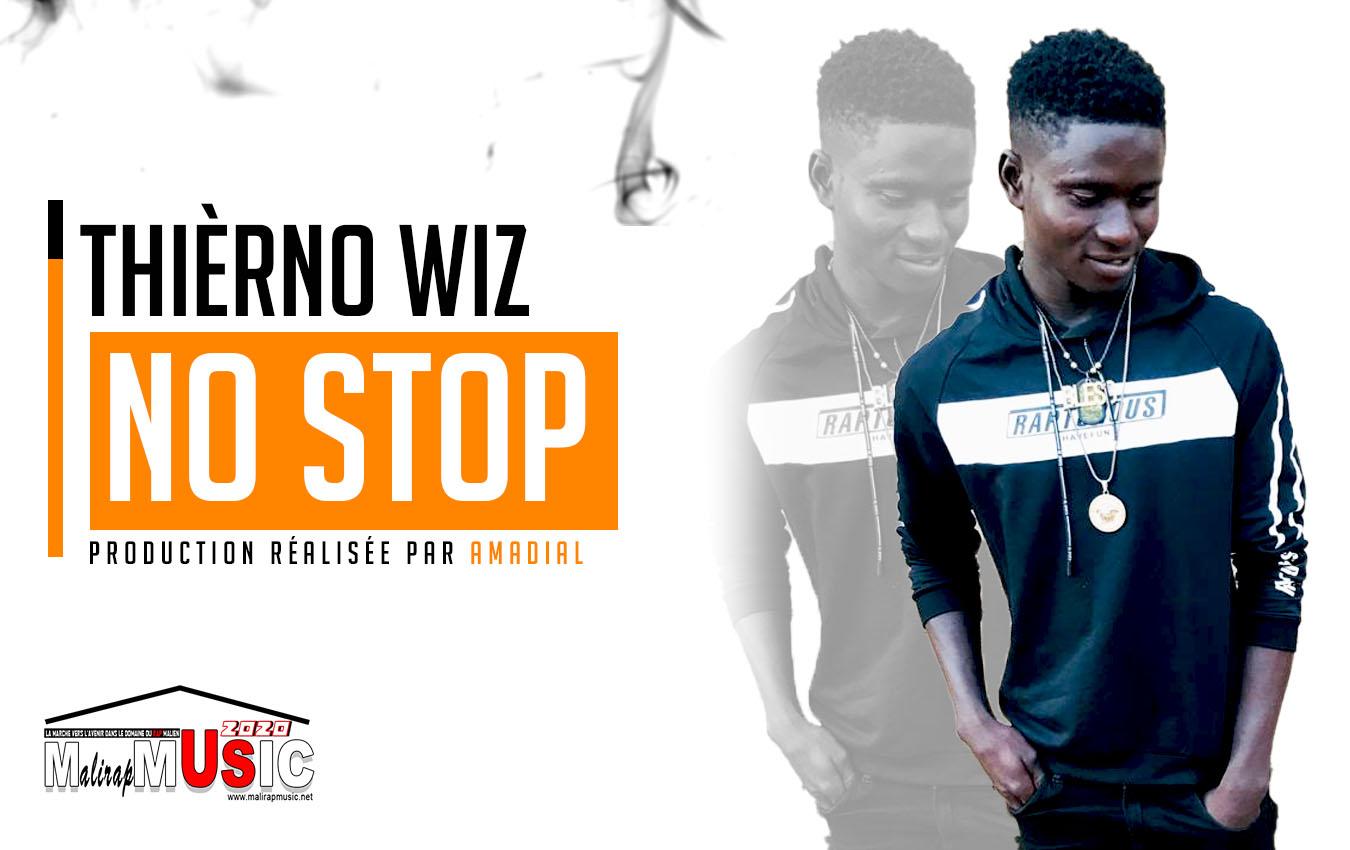 THIÈRNO WIZ – NO STOP (2020)
