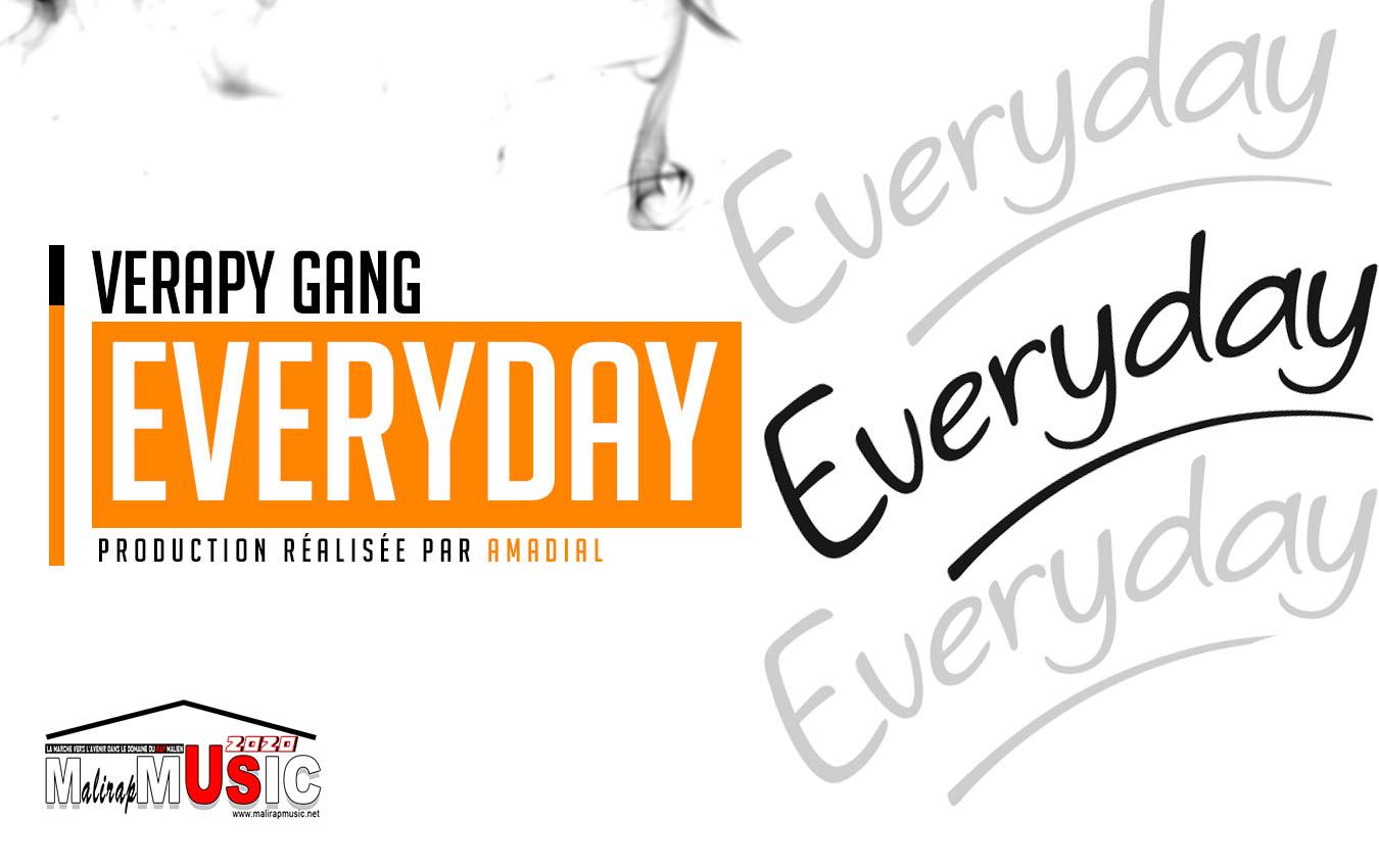 VERAPY GANG – EVERYDAY (2020)
