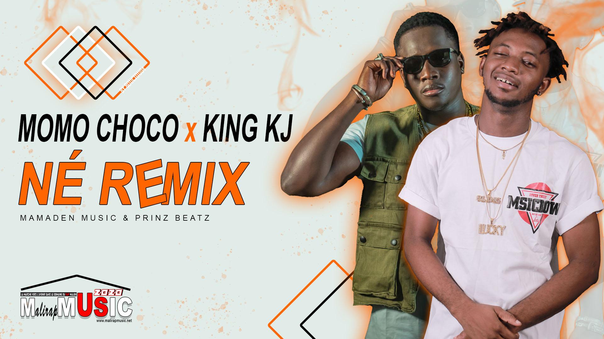 MOMO CHOCO FEAT. KING KJ – NÉ REMIX (Audio Officiel)