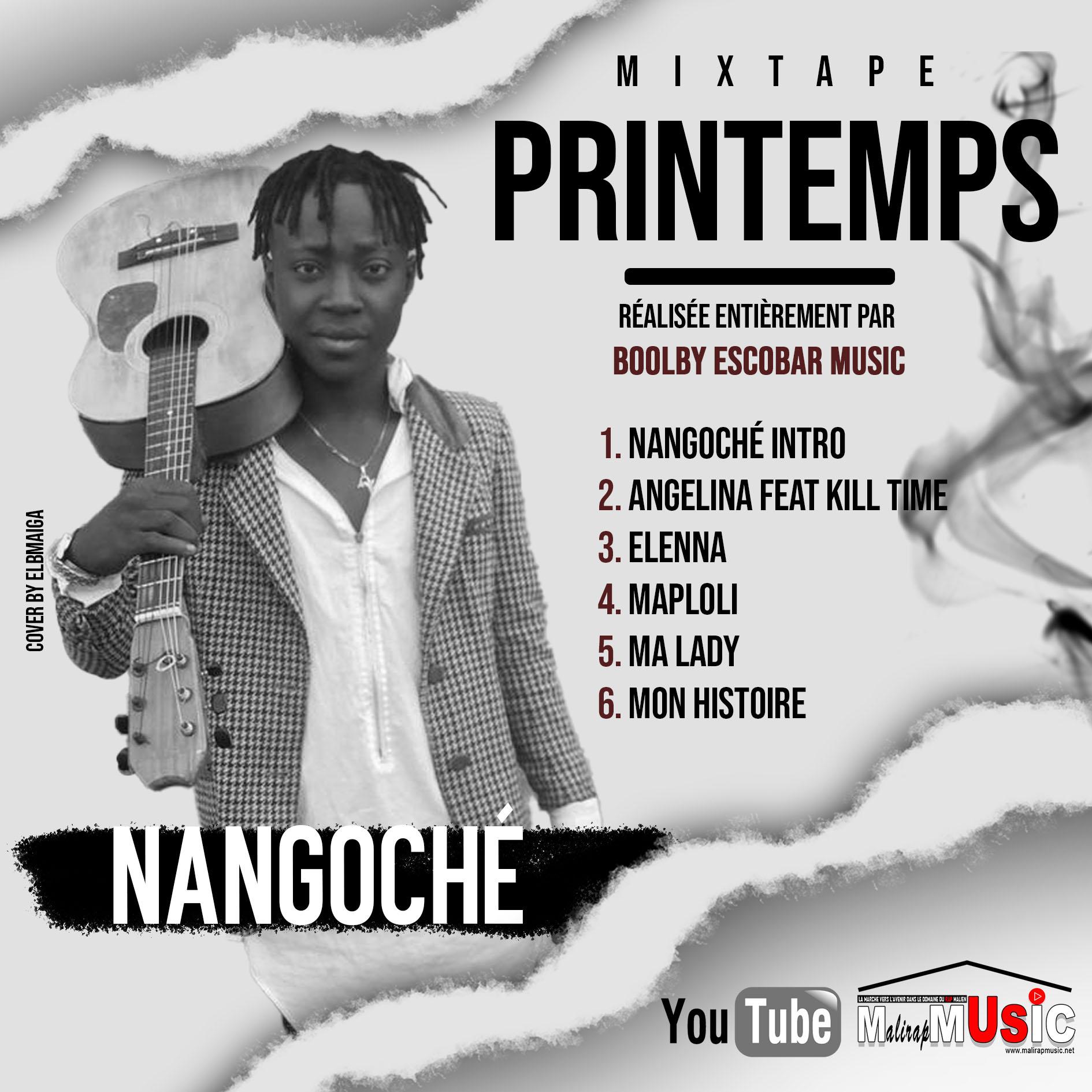 NANGOCHÉ – Mixtape: PRINTEMPS (Partie1)