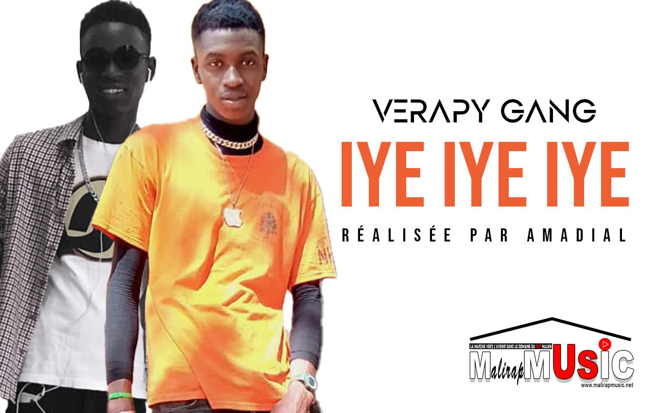 VERAPY GANG – IYE IYE IYE (2021)
