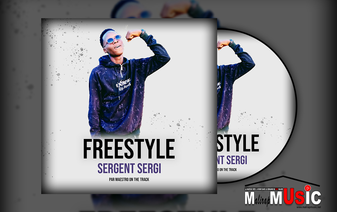 SERGENT SERGI – FREESTYLE (2021)