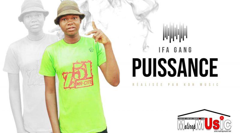 IFA GANG – PUISSANCE (2021)