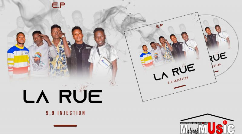9.9 INJECTION – LA RUE (EP 2021)