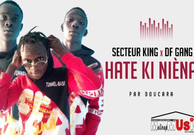SECTEUR KING x DF GANG – ATE KI NIÈNA (2021)